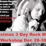Christmas Workshop 2015