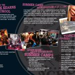 Download the Summer Camp 2017 full info and forms brochure  July 3-7