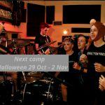 Halloween Camp    October 29 – 02 November