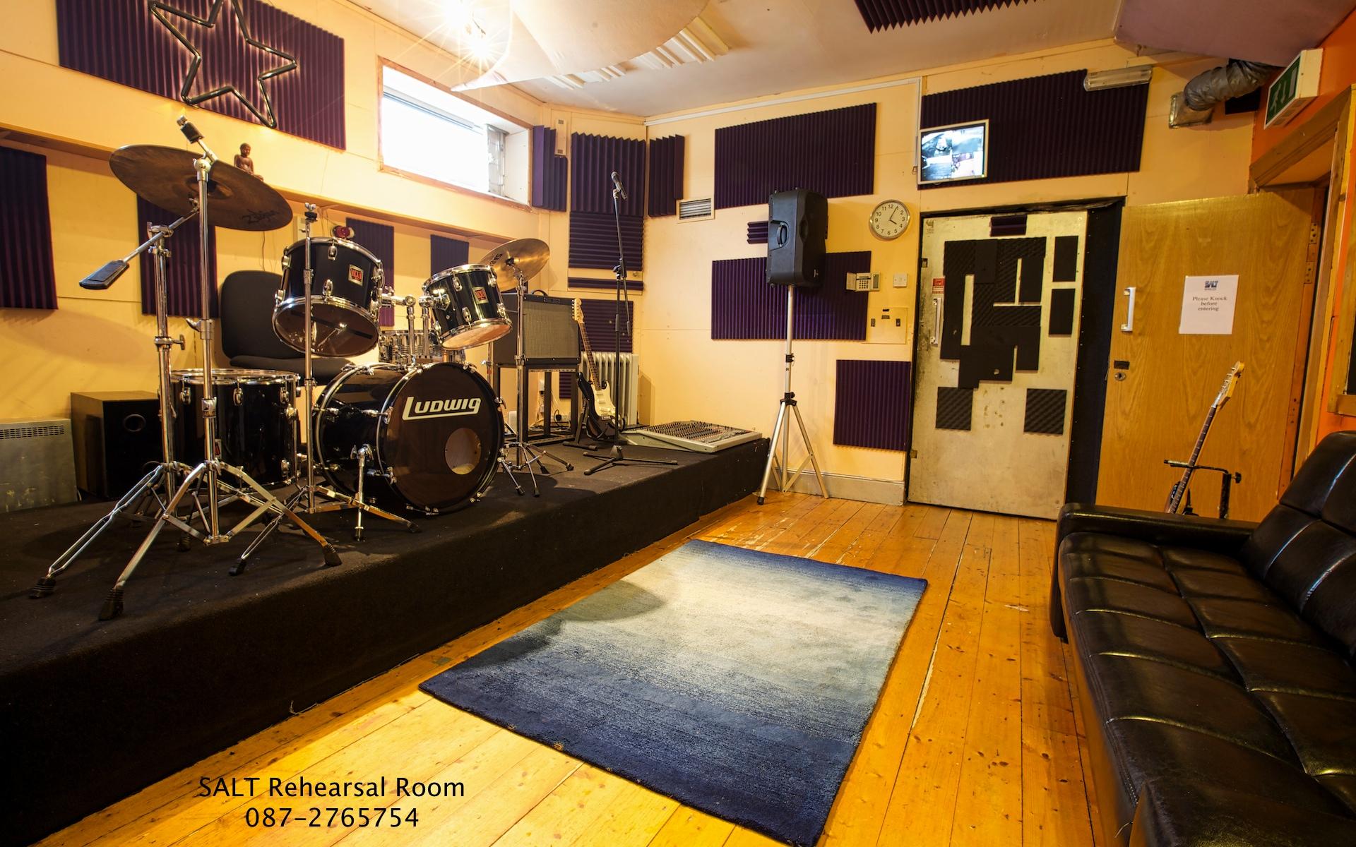 SALT Rehearsal Room 2